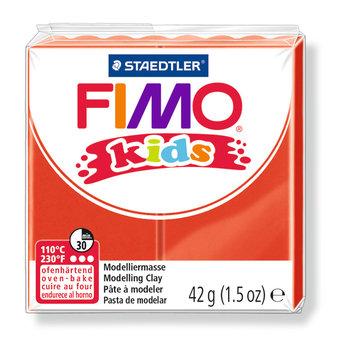 STAEDTLER Fimo Kids 42G Rouge/ 8030-2