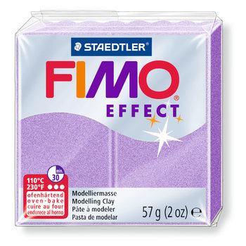 STAEDTLER Fimo Effect 57G Lilas Perle / 8020-607