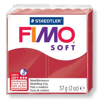STAEDTLER Fimo Soft 57G Rouge Noel / 8020-2 P