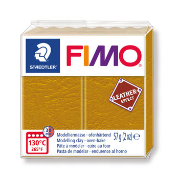 STAEDTLER Fimo Effect Cuir 57G Ocre / 8010-179