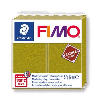 STAEDTLER Fimo Effect Cuir 57G Olive / 8010-519