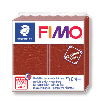 STAEDTLER Fimo Effect Cuir 57G Rouille / 8010-749