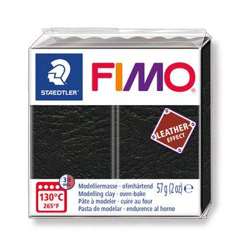 STAEDTLER Fimo Effect Cuir 57G Noir / 8010-909