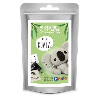 STAEDTLER Sachet Fimo 2X25G - Koala