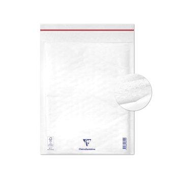 CLAIREFONTAINE Paquet de 10 pochettes à bulles N°07 240x330 Kraft blanc 90g ss film