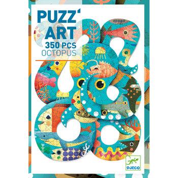DJECO Puzz'Art Octopus - 350 pcs