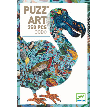 DJECO Puzz'Art Dodo - 350 pcs