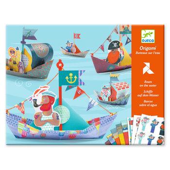 LOVELY PAPER Origami Bateaux sur l'eau