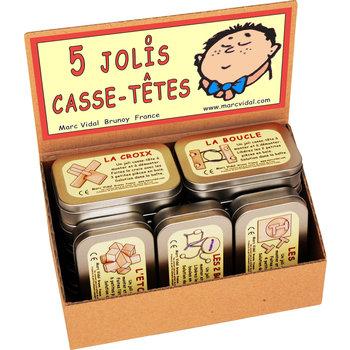 MARC VIDAL Jolis Casse-Têtes
