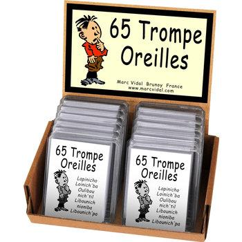 MARC VIDAL 65 Trompe-Oreilles
