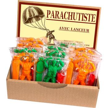 MARC VIDAL Parachutiste