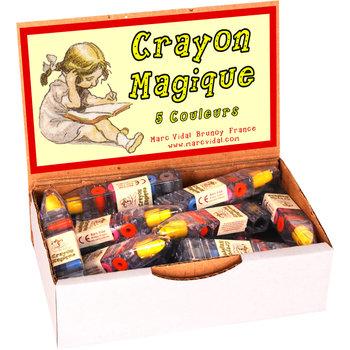 MARC VIDAL Crayon Magique