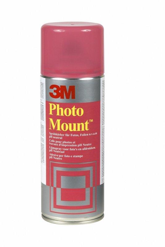 SCOTCH Aérosol de colle Scotch® Photomount, 400 ml