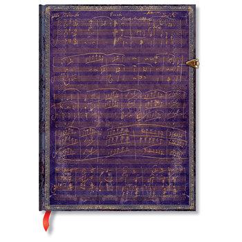 PAPERBLANKS Éditions Spéciales 250ème Anniversaire de Beethoven Ultra Non Ligné