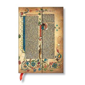 PAPERBLANKS La Bible de Gutenberg Parabole Mini Non Ligné