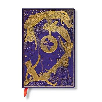 PAPERBLANKS Lang's Fairy Books Fée Violette Mini Ligné