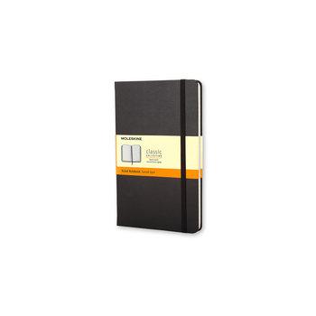 MOLESKINE Carnet classique format de poche ligné - Noir - Couverture rigide