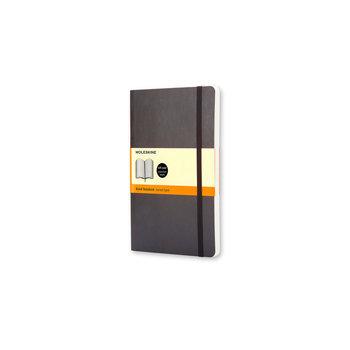 MOLESKINE Carnet classique grand format ligné - Noir - Couverture souple