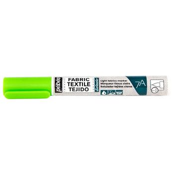 PEBEO 7A Marqueur tissu clair 1mm Vert fluo