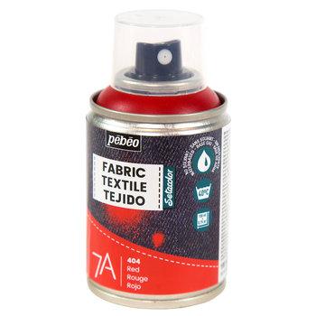 PEBEO 7A Spray textile 100ml Rouge