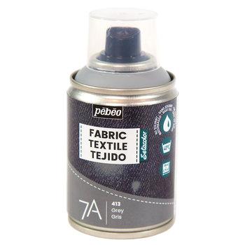 PEBEO 7A Spray textile 100ml Gris clair