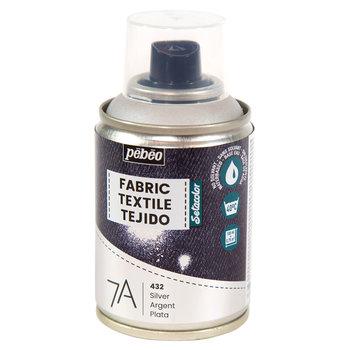 PEBEO 7A Spray textile 100ml Argent