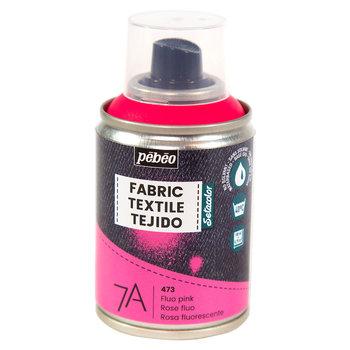 PEBEO 7A Spray textile 100ml Rose fluo