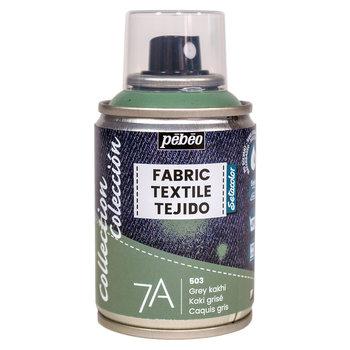 PEBEO 7A Spray textile 100ml Kaki grise