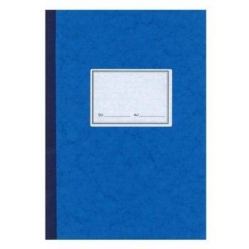 ELVE Piqure comptable 3 colones - Format A4 - 100 pages - Coloris aléatoires