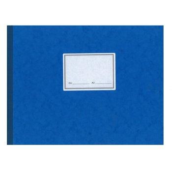 ELVE Piqure comptable 13 colones sur une page 24 x 32 cm - 100 pages - Coloris aléatoires