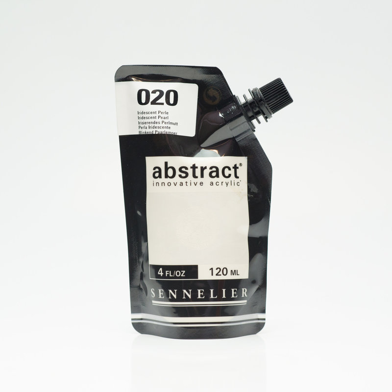 SENNELIER ABSTRACT Acrylique fine 120ml Iridescent Perle