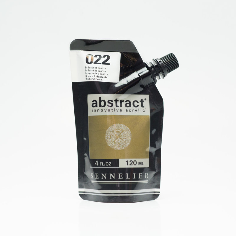 SENNELIER ABSTRACT Acrylique fine 120ml Iridescent Bronze
