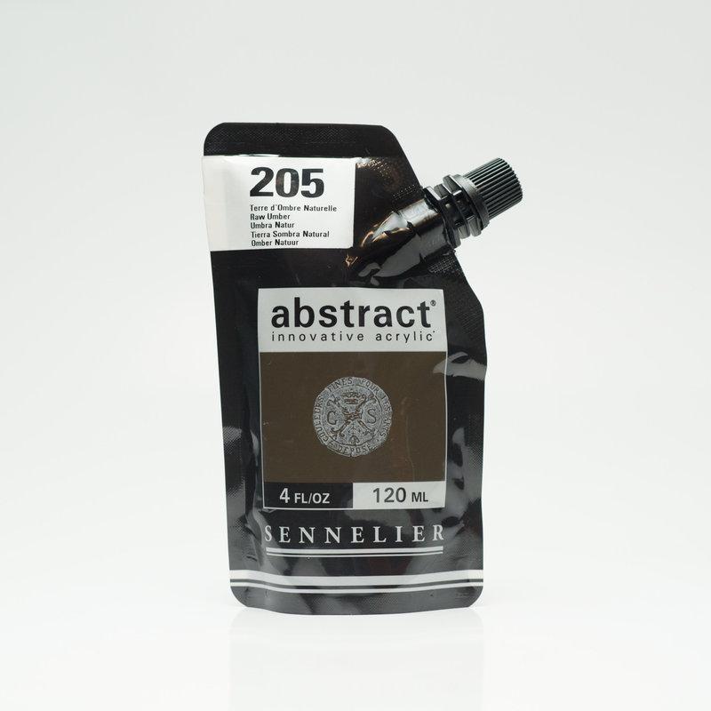 SENNELIER ABSTRACT Acrylique fine 120ml Terre d'Ombre Naturelle