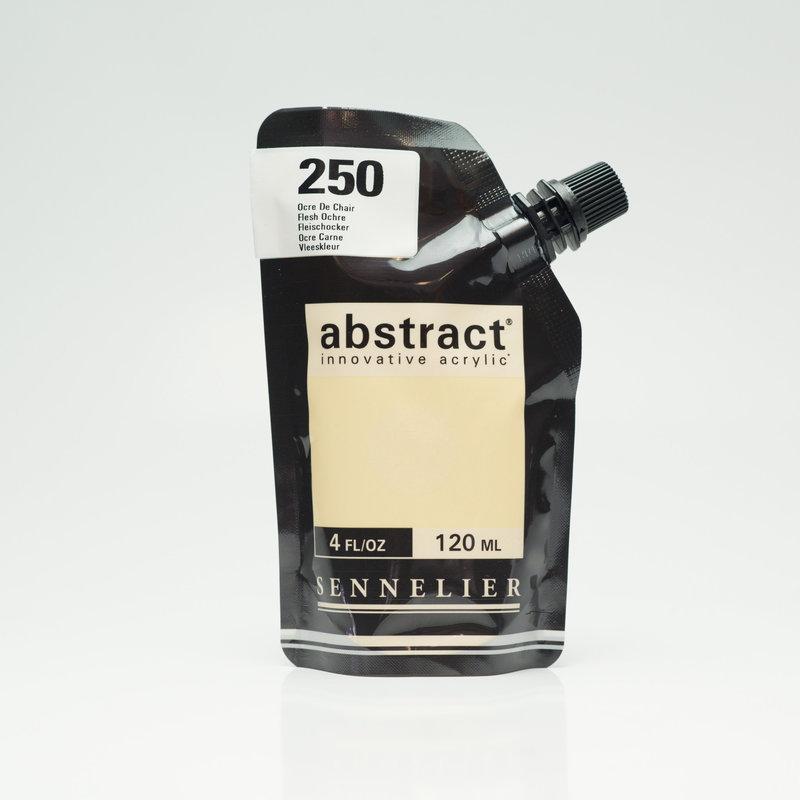 SENNELIER ABSTRACT Acrylique fine 120ml Ocre de Chair