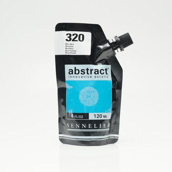 SENNELIER ABSTRACT Acrylique fine 120ml Bleu Azur