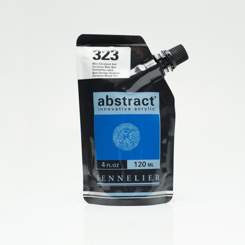 SENNELIER ABSTRACT Acrylique fine 120ml Bleu Céruléum Imit