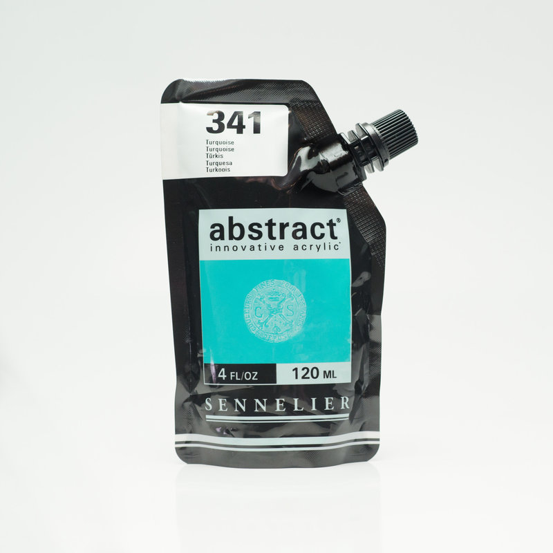 SENNELIER ABSTRACT Acrylique fine 120ml Turquoise