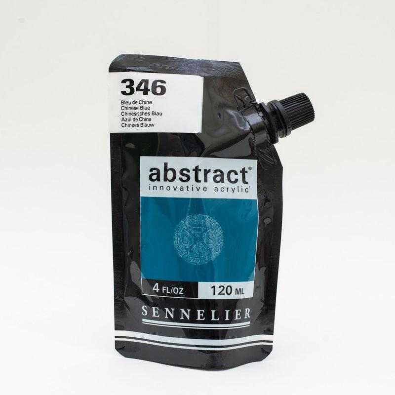SENNELIER ABSTRACT Acrylique fine 120ml Bleu de Chine