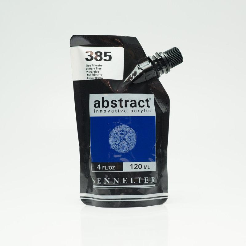 SENNELIER ABSTRACT Acrylique fine 120ml Bleu Primaire