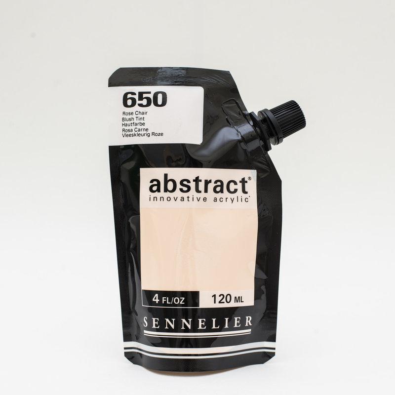 SENNELIER ABSTRACT Acrylique fine 120ml Rose chair