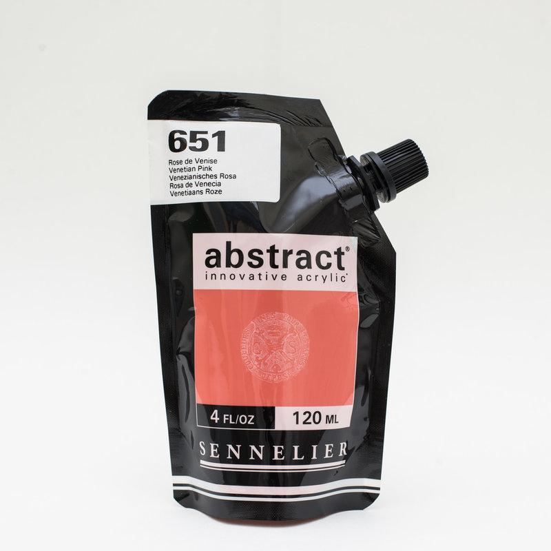 SENNELIER ABSTRACT Acrylique fine 120ml Rose de Venise