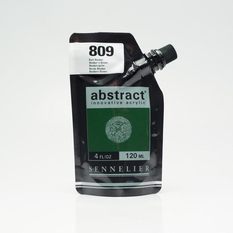 SENNELIER ABSTRACT Acrylique fine 120ml Vert Hooker