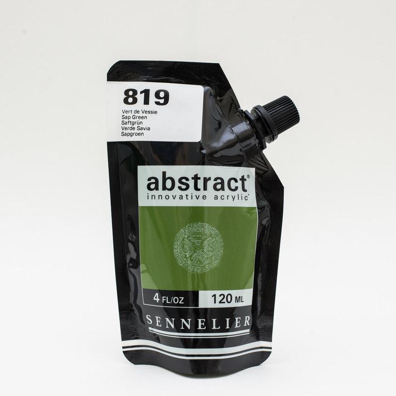 SENNELIER ABSTRACT Acrylique fine 120ml Vert de vessie