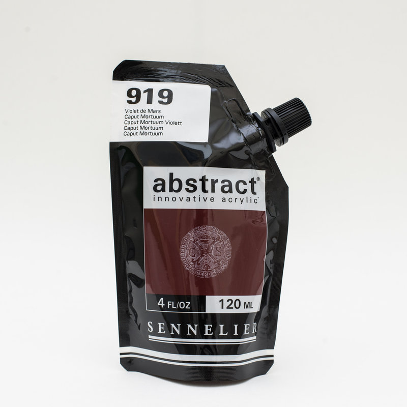 SENNELIER ABSTRACT Acrylique fine 120ml Violet de Mars
