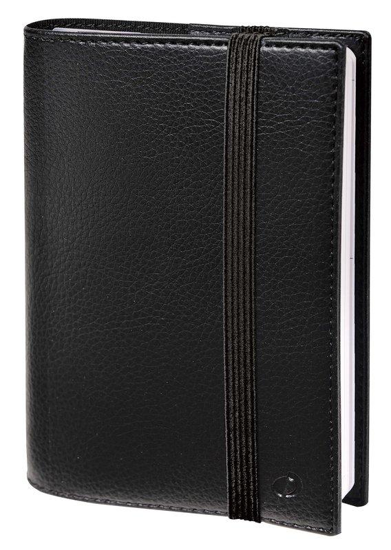 QUO VADIS Agenda scolaire semainier Time&life SEPT rep Pocket 10x15cm Noir