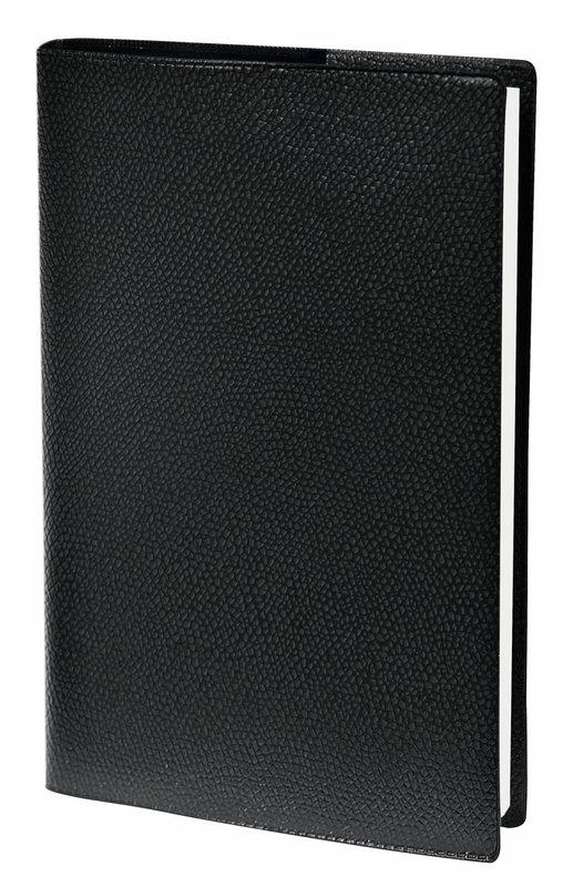 QUO VADIS Agenda scolaire semainier Planning SD Impala 18x24cm noir