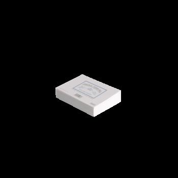 CROWN MILL 25 enveloppes doublées 11,4x16,2cm vélin Blanc 135 g.