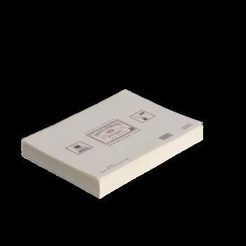 CROWN MILL 25 enveloppes non doublées 16,5X21,5cm vergé Crème 135 g.