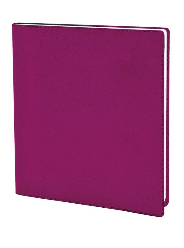 QUO VADIS Agenda scolaire semainier Executif SEPT rep Toscana 16x16cm rose