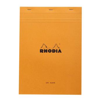 RHODIA Orange Bloc agrafé N°18 A4 80f uni 80g